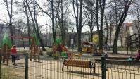 Plac zabaw w Gdańsku Wrzeszczu