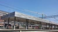 Dworzec kolejowy PKP i SKM Gdańsk Wrzeszcz