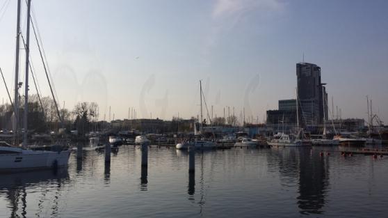 Marina Jachtowa w Gdyni